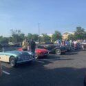 British Car Day at Cars and Coffee